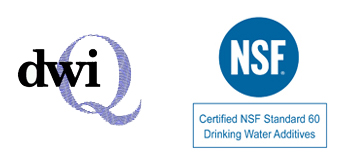 Drinking Water Inspectorate (DWI) and National Sanitation Foundation (NSF)