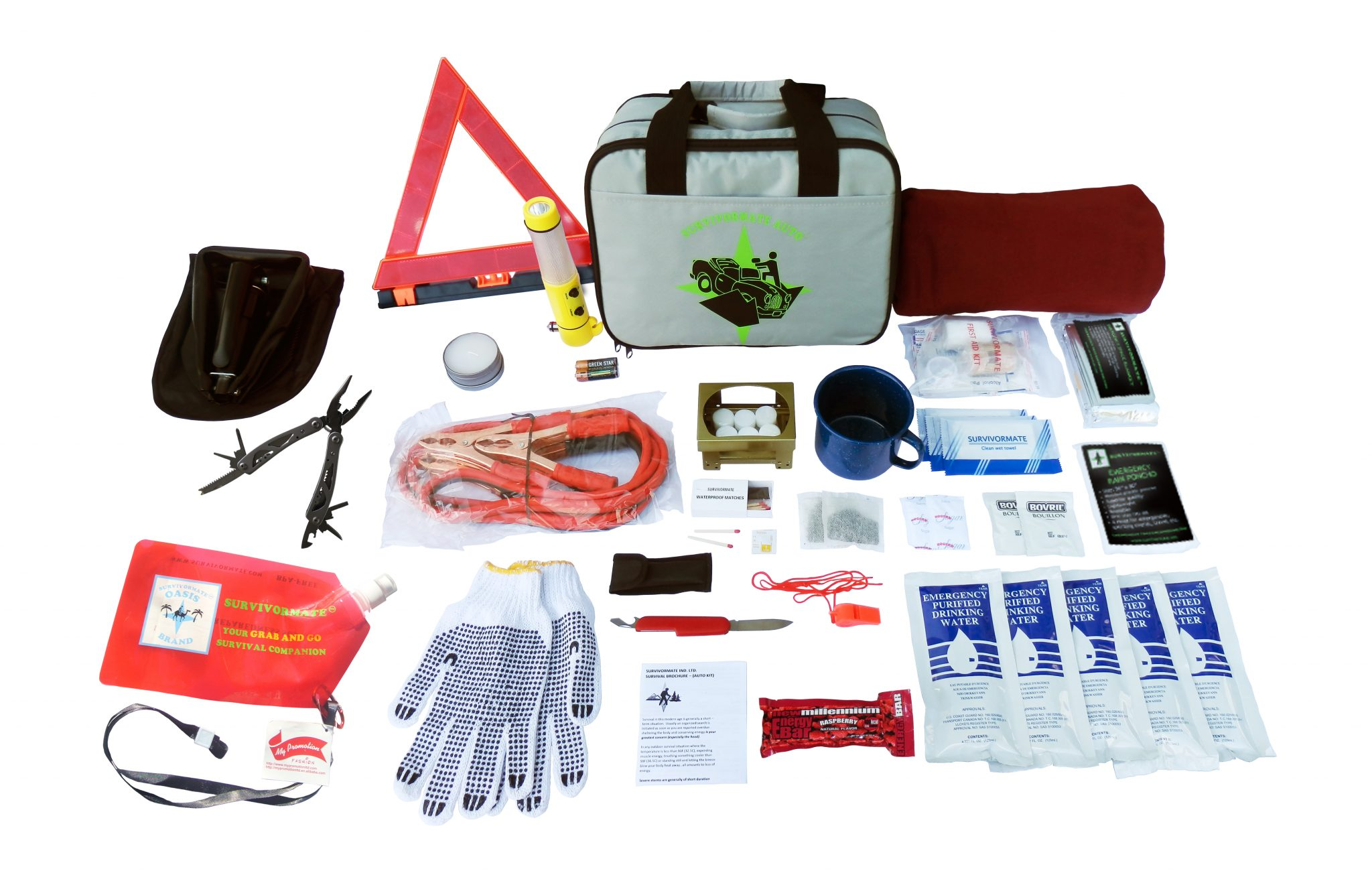 Survivormate Auto Kit