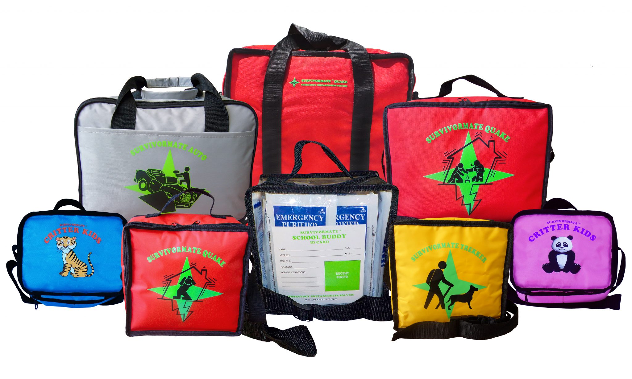 Survivormate Emergency Kits