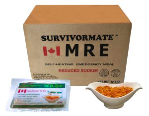 Survivormate MRE Box