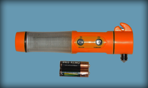 car_emergency_flashlight_orange